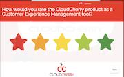 CloudCherry - Survey #1
