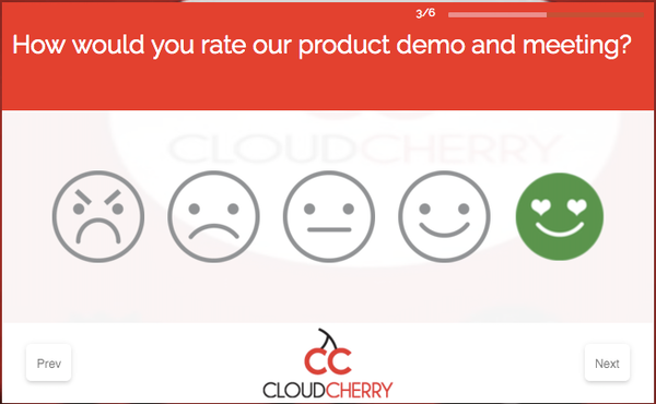 Webex Experience Management - Survey #2