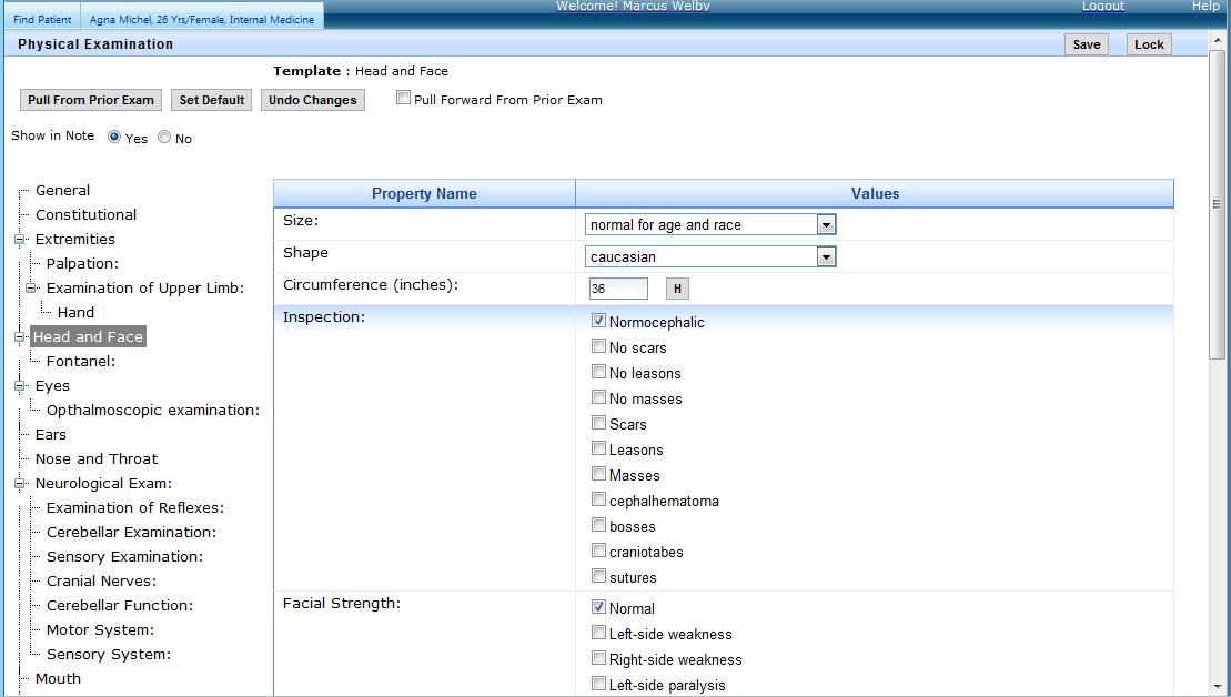 EnableDoc EHR - Templates