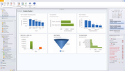 Dashboards Available Inside Microsoft Outlook