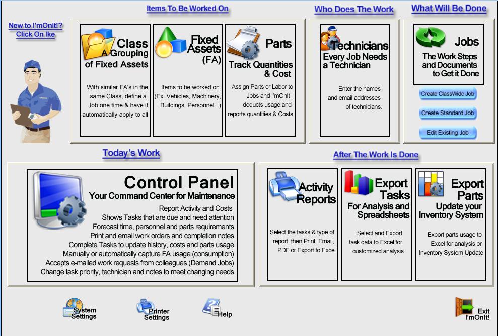 Guide Screen