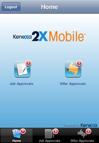 Kenexa 2x Mobile