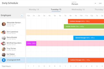 Team scheduling