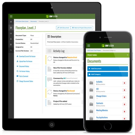 Mobile document management