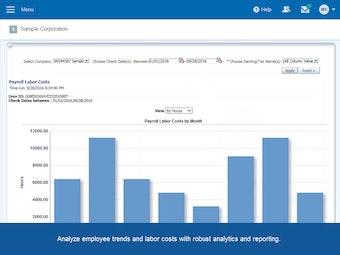 Payroll labor costs