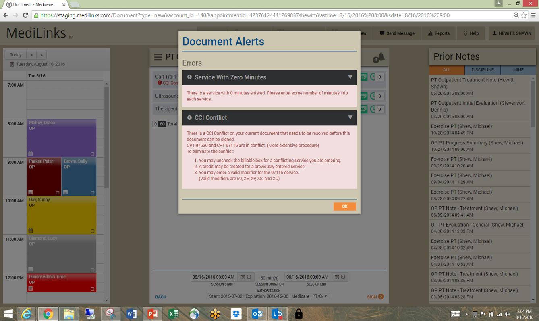 Document Alerts