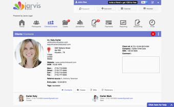 Jarvis Legal Software 2019 Reviews Pricing Amp Demo