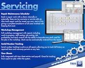 TrueERP - Servicing