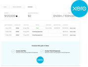 Xero integration