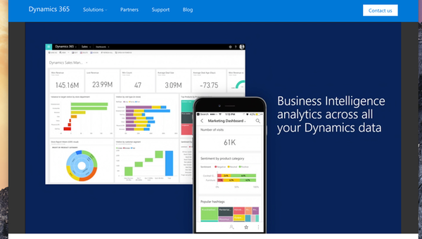 Microsoft Dynamics 365 Software - 2019 Reviews, Pricing & Demo