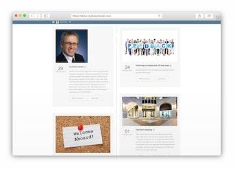 Company/team blogs