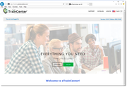 eTrainCenter - Home page