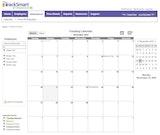Tracking calendar
