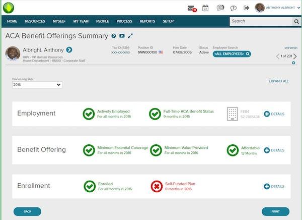 ADP Workforce Now Demo, Reviews & Pricing - 2019