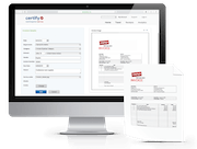 Certify - invoice creation