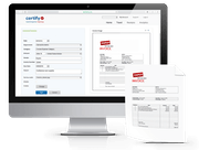 Certify Expense - invoice creation