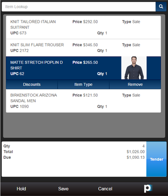 Generate shopping bills