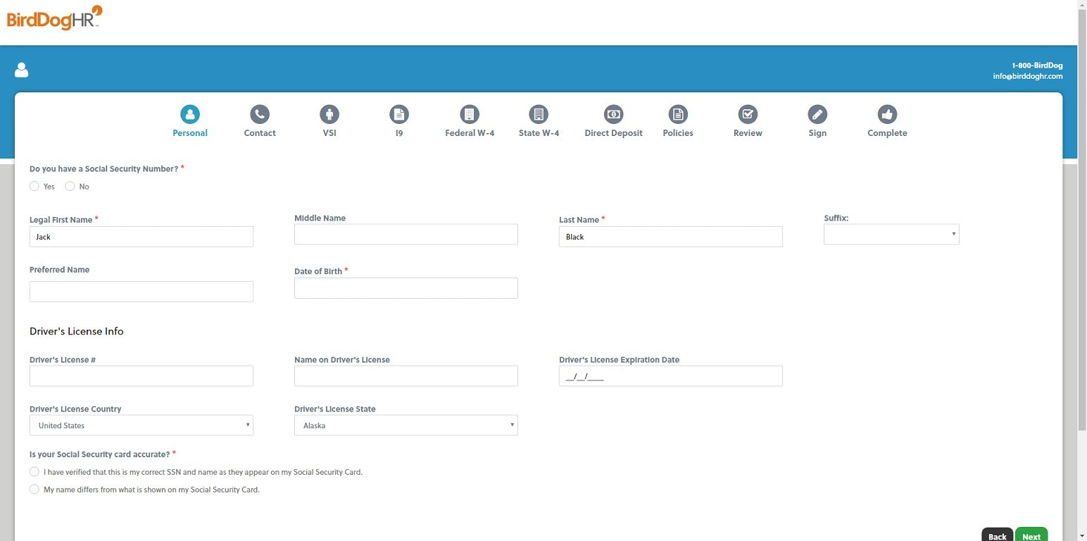 Automate New-Hire Paperwork