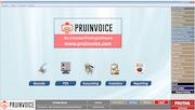 PruInvoice - Dashboard