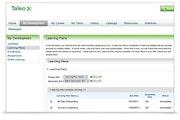 Oracle Taleo Enterprise Cloud Service - Learning plan
