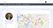 ClockIt - Route tracker