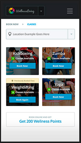 Student mobile app