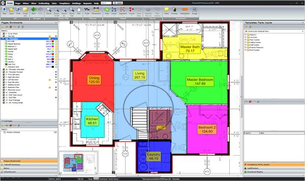PlanSwift - Floorplan