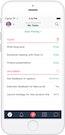 iPhone tasks