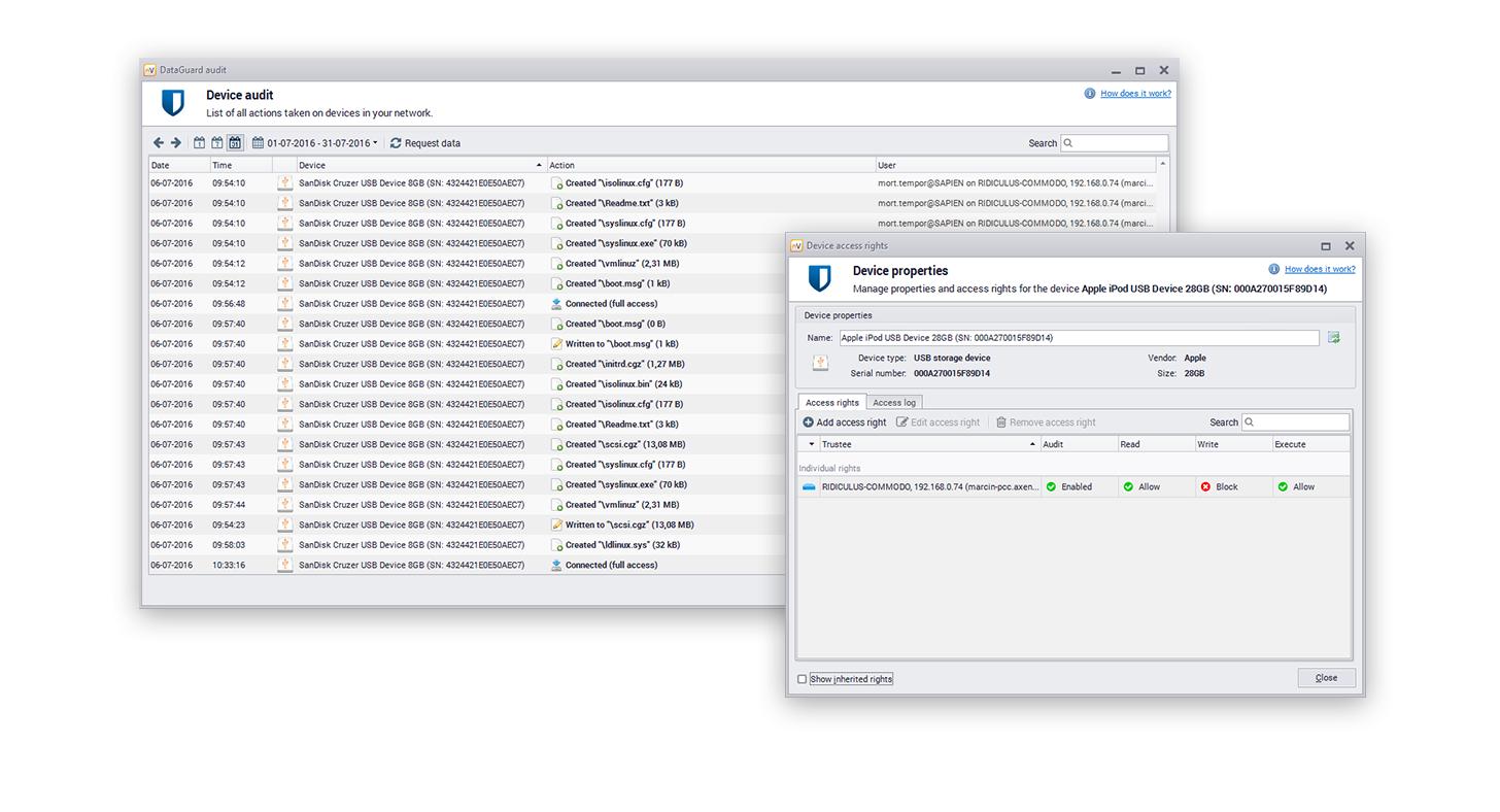 Dataguard module