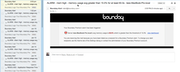 Configure email alerts