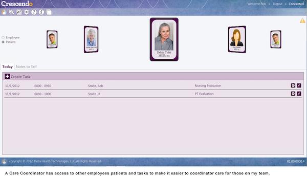 Patient worklist
