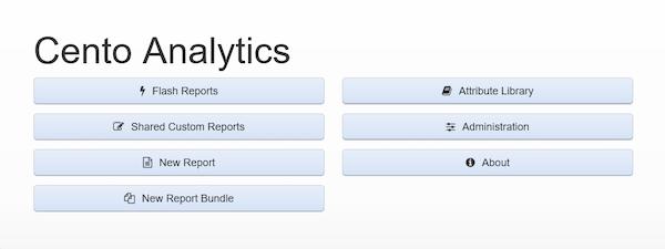 Cento Analytics