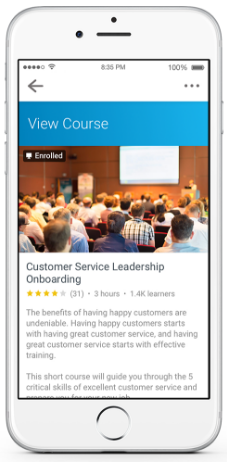 Workday - Learning management