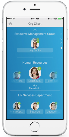 Workday mobile HR