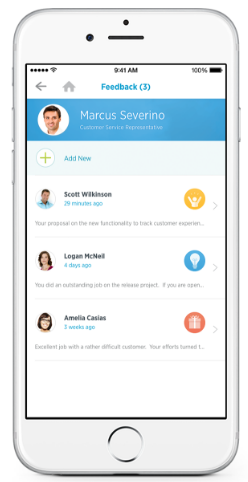 Workday - Talent management