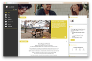 CMNTYPlatform - Welcome page