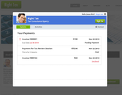 Payment tracking