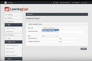 LearningCart - Completion report