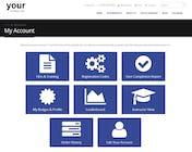 LearningCart - Customer account