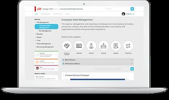 Employee data management