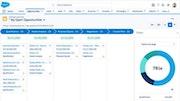 Salesforce.com - Track opportunities