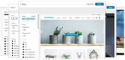 Zoey - Website themes