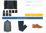 Zoey - Product page