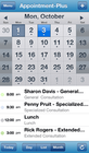 AppointmentPlus - Mobile calendar