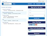 HireCentric - Job listings