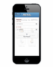 Visual Retail Plus - Access on mobile