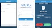 Talkdesk Enterprise Cloud Contact Center - Callbar