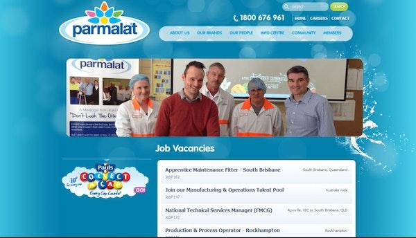 Branded careers portal