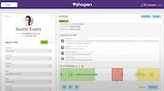 Sharpen - Activity log