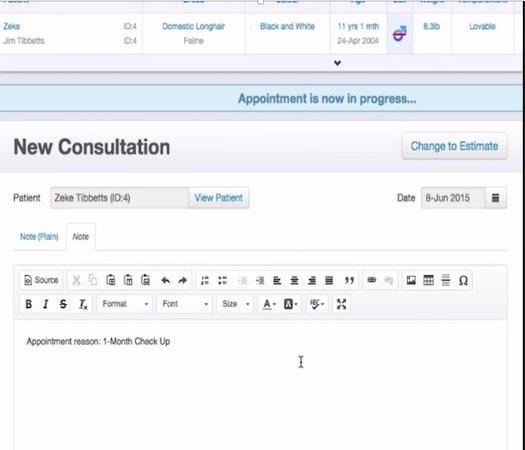 New consultation